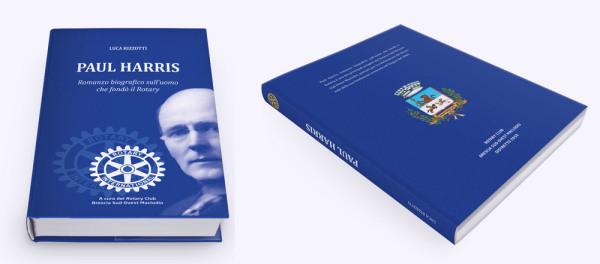 Paul Harris, romanzo biografico sull'uomo che fondò il Rotary.