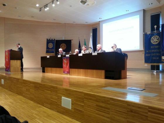 Rotary – Convegno Paolo VI