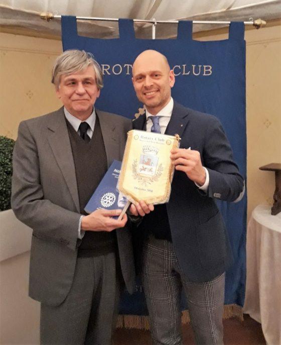"""Conviviale sul tema """"Solidarietà ed informazione"""", ospite relatore il dr. Riccardo Bormioli – Martedì 20 febbraio 2018"""