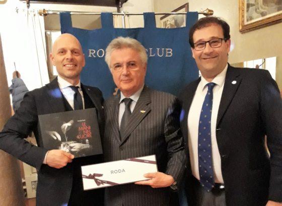 Cena con relatore: Angelo Pari, PDG Distretto 2050 A.R. 2016/2017 – Martedì 20 marzo 2018