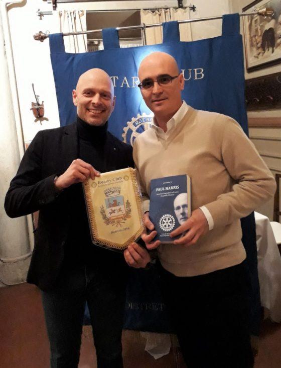 """Conviviale dal tema """"Siamo quello che mangiamo: la nutrizione e il benessere"""", ospite relatore il dr. Diego Miglio – Martedì 27 febbraio 2018"""